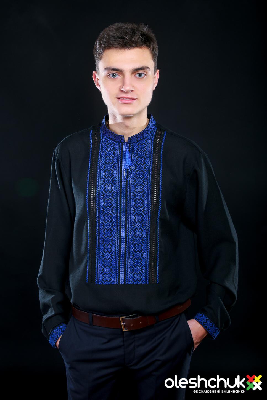 Чоловічі вишиванки – купити в інтернет магазині Oleshchuk.com fe15a0d47ed18
