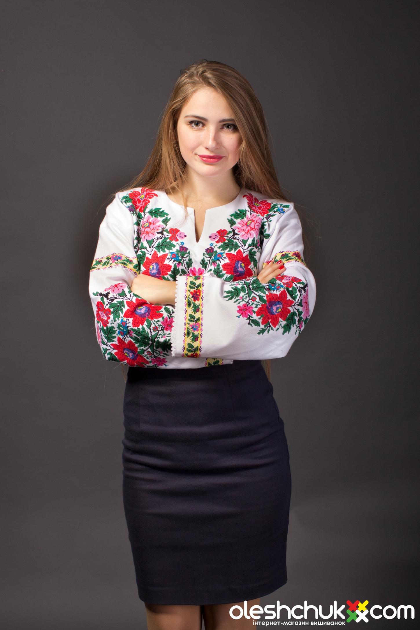Вишиті Блузки В Екатеринбурге