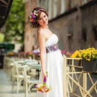 """Вишите плаття """"Симфонія літа"""", фото1"""
