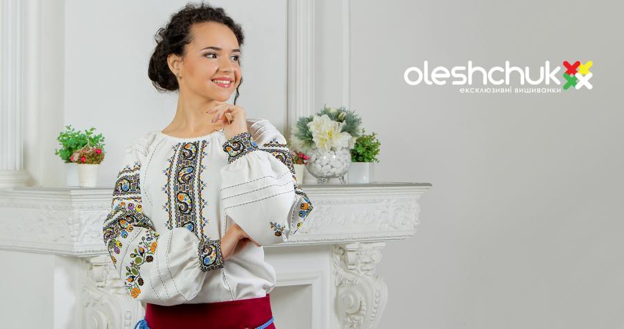 oleshchuk - ексклюзивні вишиванки ручної роботи