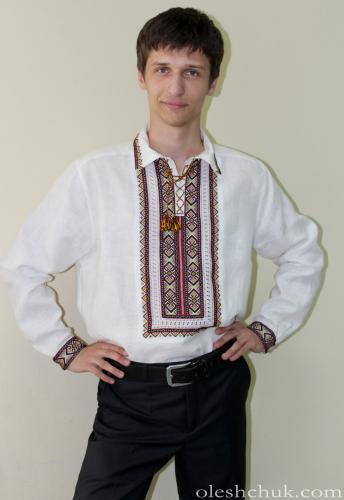Чоловіча вишита сорочка СЧ-259