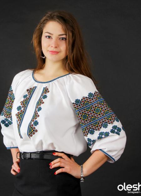 "вишита блузка ""Україночка"", фото1"