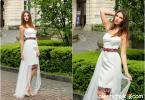 """жіноча вишита сукня """"Червона рута"""", фото2"""