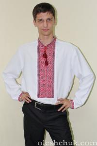 класическая мужская вышиванка