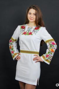 """сучасне вишите плаття """"Подих літа"""", фото1"""