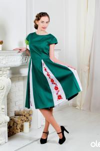 38bd2089f388f5 Вишиті плаття та сукні - Oleshchuk.com