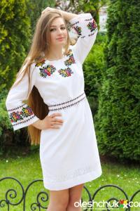 """вишита сукня """"Львів'янка"""""""